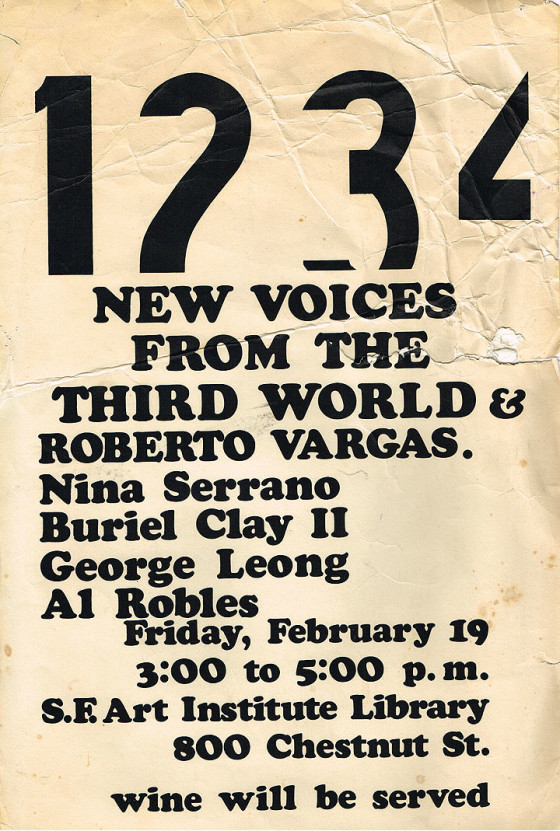 New-Voices-from-Third-World-reading-at-SFAI-Feb-19-1971